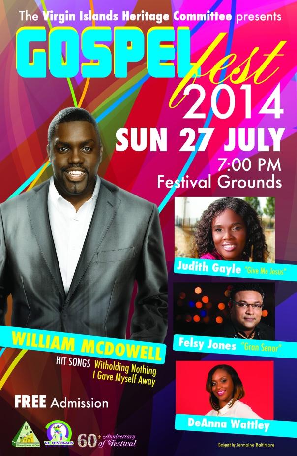Gospel Fest 2014 [11x17]